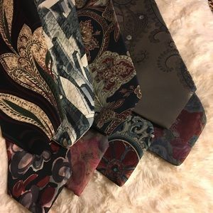 8 ties Classic Beautiful used condition